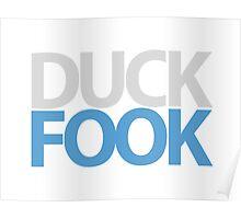 Duck Fook Poster