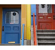 anyone home? Photographic Print