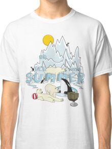 No ice this summer Classic T-Shirt