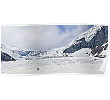 Athabasca Glacier.2 Poster