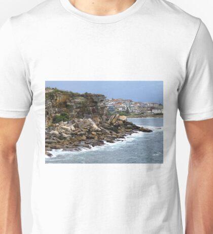 The Receding Wave's Destructive Might Unisex T-Shirt