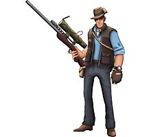 Team Fortress 2 Sniper  Photographic Print