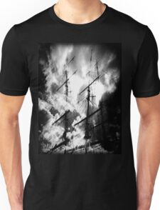 Ships of Sail Unisex T-Shirt