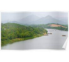 Perfume River, HoiAn Poster