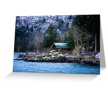 Landscape Art - Get Away From It All Greeting Card