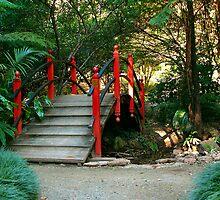 Red Bridge by Sherrianne Talon