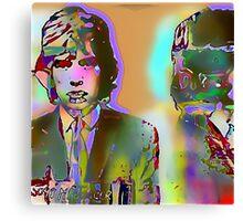 Mick Canvas Print