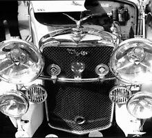 1934 Alvis Speed 20 (View) by Peter Sandilands