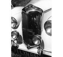 1950 Riley 2.5 litre Drophead Saloon Photographic Print