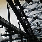 Sydney Harbour Bridge by Amber Edwards