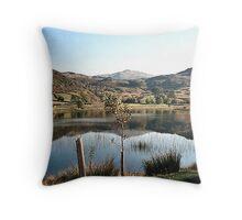 English Lakes Throw Pillow