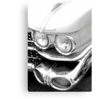 1959 Cadillac 6-litre Flat-top Canvas Print