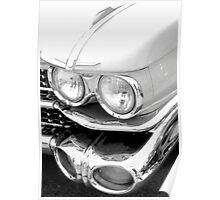 1959 Cadillac 6-litre Flat-top Poster