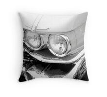 1959 Cadillac 6-litre Flat-top Throw Pillow