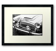 1964 Austin-Healey 3000 Sports Car Framed Print