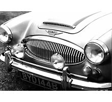 1964 Austin-Healey 3000 Sports Car Photographic Print
