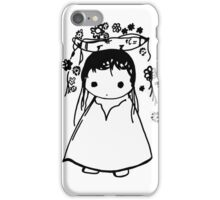 Little Geisha  iPhone Case/Skin