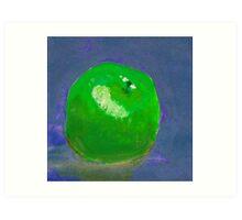 Apple - Hannah B Art Print