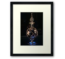 Perfume and beauty Framed Print