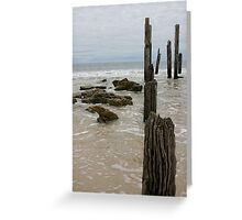 Aldinga Beach Greeting Card