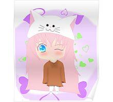 Chibi Toeto - Vocaloid Poster
