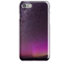 Tasmania and it's Southern Lights iPhone Case/Skin