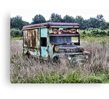 Field of Ford Canvas Print