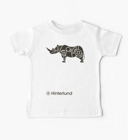 rhinoceros Baby Tee