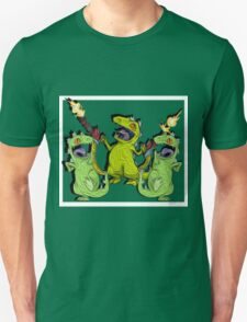Reptar OP on Oil T-Shirt