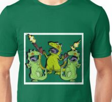 Reptar OP on Oil Unisex T-Shirt