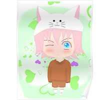 Chibi Genderbent Toeto - Vocaloid Poster