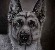 """""""Noble"""" by Michelle Wrighton by thatdogshop"""