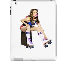 Tina Fey SNL bumper iPad Case/Skin
