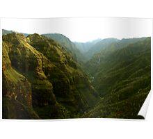 Green Valleys Poster
