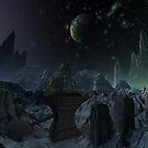 Ice Moon by Maylock