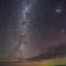 A Walk out under the stars. by Robert-Todd
