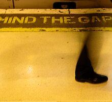 Mind the Gap by Alastair Humphreys