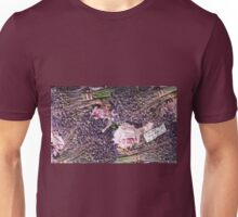 "Exclusive: "" The eternal provence rose of love "" / My Creations Artistic Sculpture Relief fact Main 30  (c)(h) by Olao-Olavia / Okaio Créations Unisex T-Shirt"