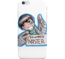 Drunken Master iPhone Case/Skin