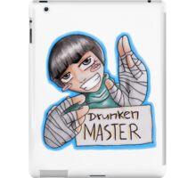 Drunken Master iPad Case/Skin
