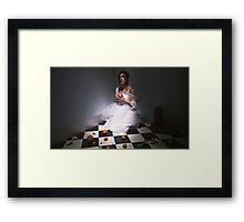 Wedding Sitting Framed Print
