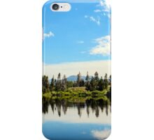 Natures mirror iPhone Case/Skin