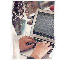 Blogger Poster