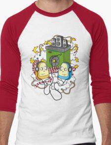 Soundbox Men's Baseball ¾ T-Shirt
