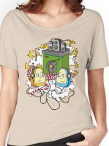 Soundbox Women's Relaxed Fit T-Shirt