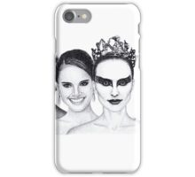 The Many Faces of Natalie Portman iPhone Case/Skin