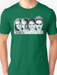 The Many Faces of Natalie Portman T-Shirt