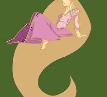 Rapunzel by Master-ZuZu