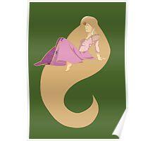 Rapunzel Poster
