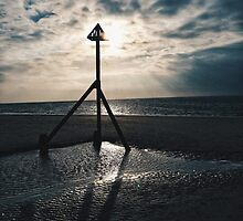 West Wittering Beach by JonnyOnTheWeb